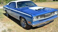 1972 Plymouth Duster 2-Door Hardtop 340/240 HP, 4-Speed presented as lot T232 at St. Charles, IL 2011 - thumbail image3