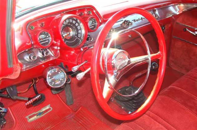1957 Chevrolet Bel Air 2-Door Hardtop presented as lot F225.1 at St. Charles, IL 2011 - image6