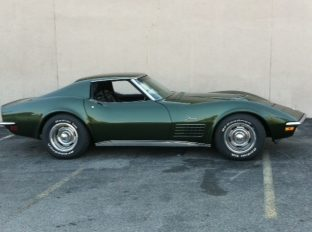1970 Chevrolet Corvette 454/390 HP, 4-Speed presented as lot S159 at St. Charles, IL 2011 - image3