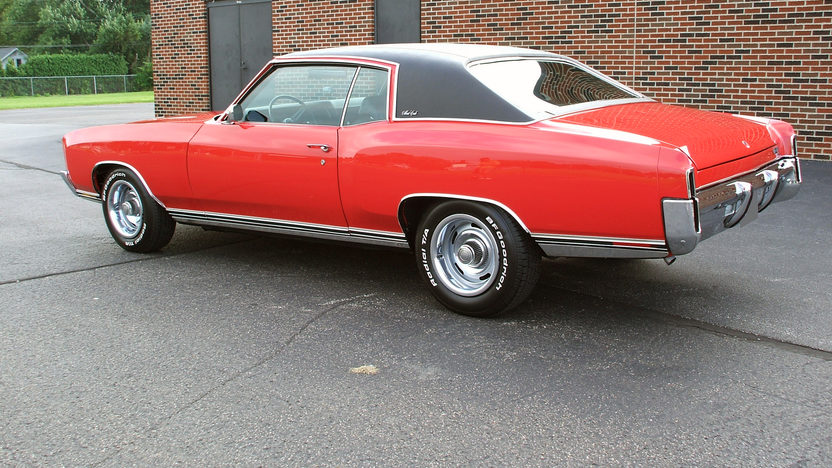 1970 Chevrolet Monte Carlo 402/330 HP, Automatic presented as lot F130.1 at St. Charles, IL 2011 - image2