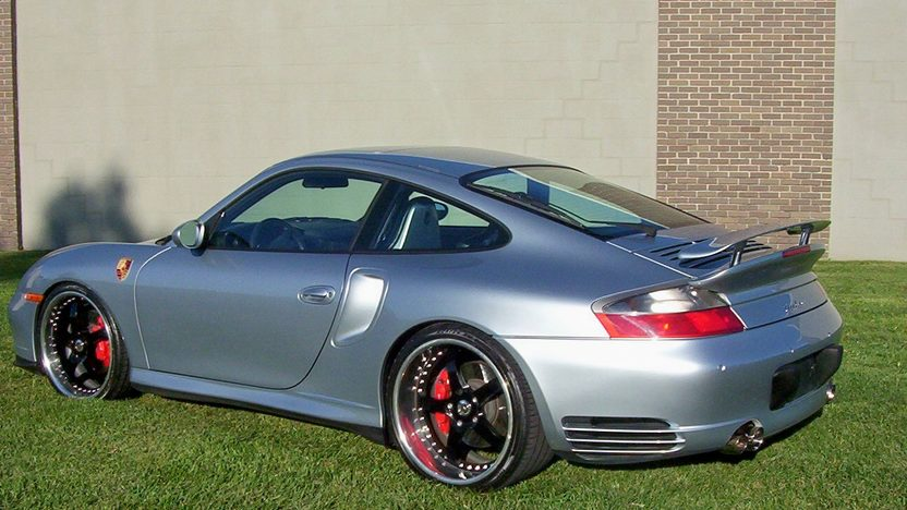 2001 Porsche 911 Turbo presented as lot S50 at St. Charles, IL 2011 - image3