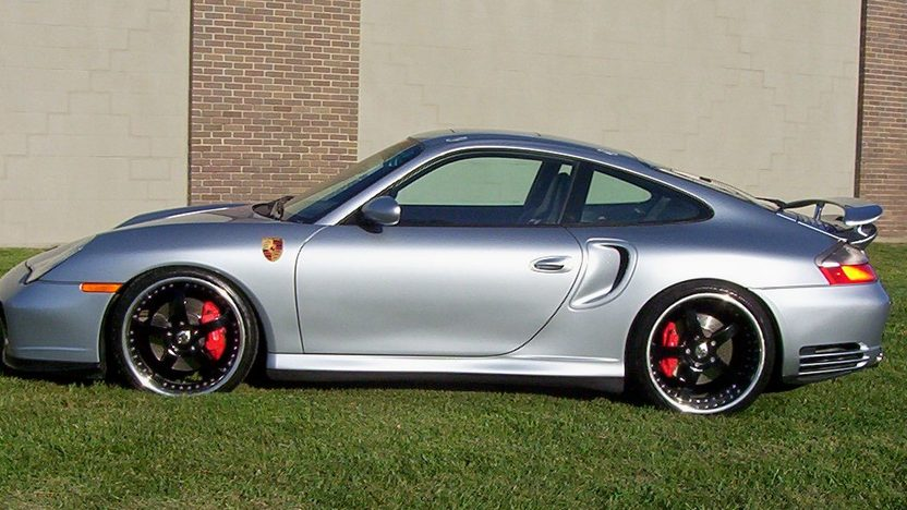 2001 Porsche 911 Turbo presented as lot S50 at St. Charles, IL 2011 - image4