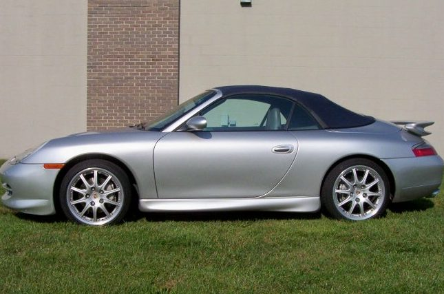 2000 Porsche 911s Cabriolet presented as lot S50.1 at St. Charles, IL 2011 - image2
