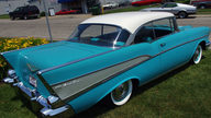 1957 Chevrolet Bel Air 2-Door Hardtop 283 CI, 3-Speed presented as lot F144.1 at St. Charles, IL 2011 - thumbail image2