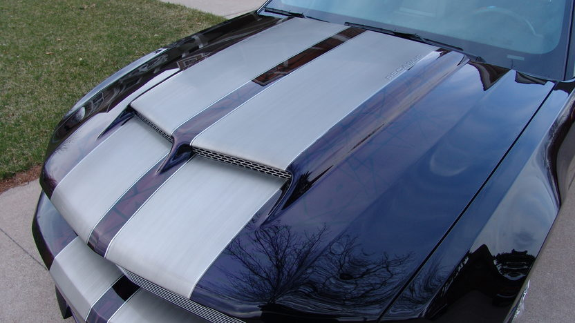 2011 Ford Mustang GT Pegasus 650 HP presented as lot U131.1 at St. Charles, IL 2011 - image6