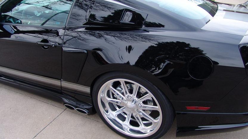 2011 Ford Mustang GT Pegasus 650 HP presented as lot U131.1 at St. Charles, IL 2011 - image7