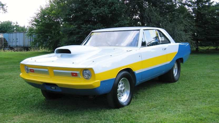 1971 Dodge Dart Race Car 440/700 HP, Automatic presented as lot F34 at ...