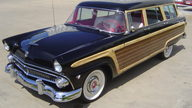 1955 Ford Country Squire Station Wagon 292/195 HP, Automatic presented as lot S87 at St. Charles, IL 2009 - thumbail image2