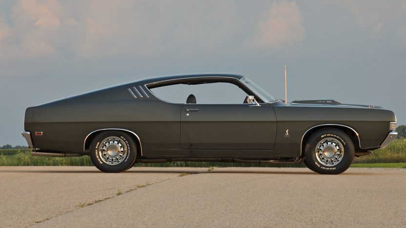 1969 Ford Torino Cobra Fastback 428/335 HP, 4-Speed  presented as lot F189 at St. Charles, IL 2009 - image3