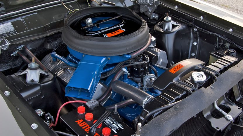1969 Ford Torino Cobra Fastback 428/335 HP, 4-Speed  presented as lot F189 at St. Charles, IL 2009 - image6