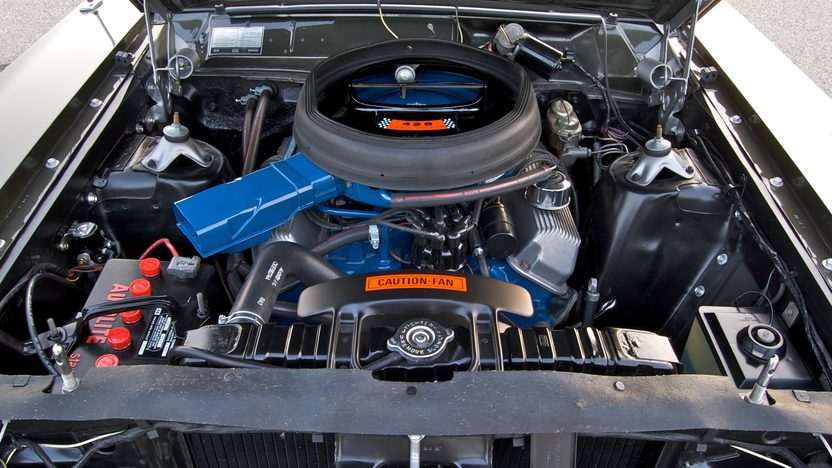 1969 Ford Torino Cobra Fastback 428/335 HP, 4-Speed  presented as lot F189 at St. Charles, IL 2009 - image7