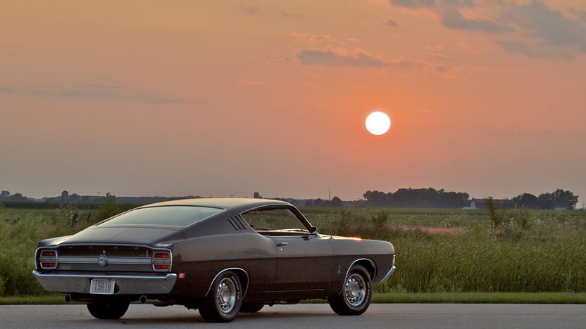 1969 Ford Torino Cobra Fastback 428/335 HP, 4-Speed  presented as lot F189 at St. Charles, IL 2009 - image8