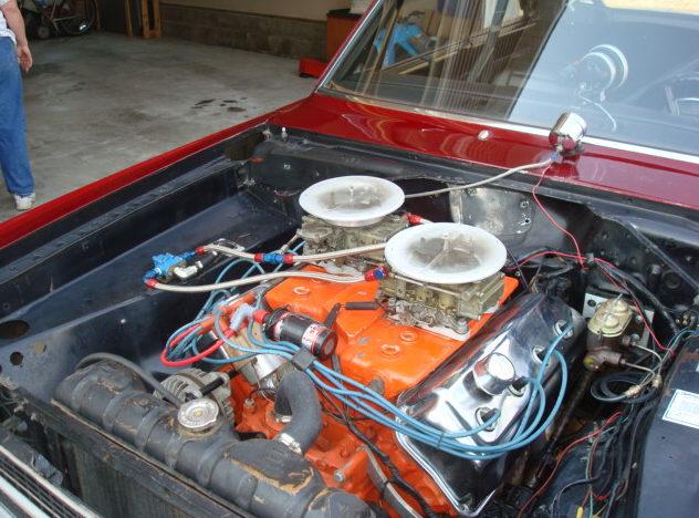 1968 Dodge Hemi Dart Super Stock Drag 426/500 HP presented as lot S93 at St. Charles, IL 2009 - image3