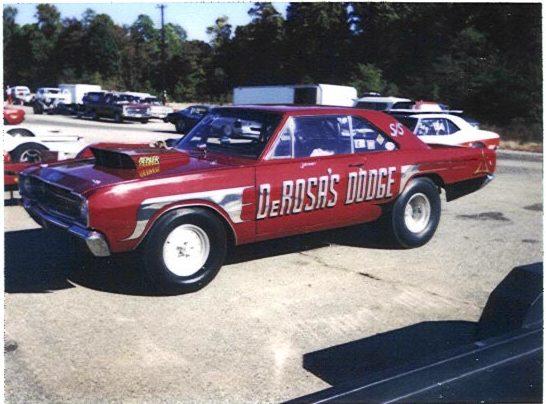 1968 Dodge Hemi Dart Super Stock Drag 426/500 HP presented as lot S93 at St. Charles, IL 2009 - image4