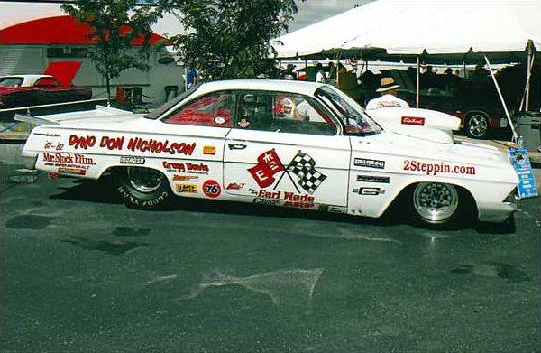John Hollifield Stock Car Racing