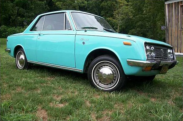 1969 Toyota Corona Rt52 Coupe 90 HP, Automatic presented as lot S9 at St. Charles, IL 2010 - image2