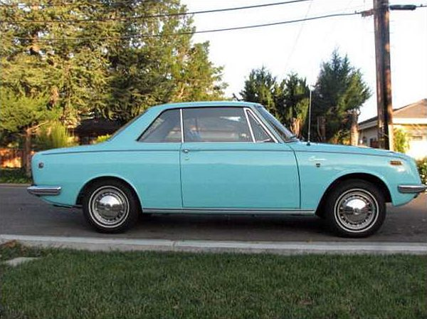 1969 Toyota Corona Rt52 Coupe 90 HP, Automatic presented as lot S9 at St. Charles, IL 2010 - image8