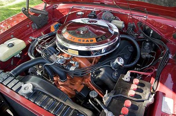 1969 Dodge Hemi Charger R/T 426/425 HP, 4-Speed with 13,645 Actual Miles presented as lot S95 at St. Charles, IL 2010 - image7