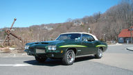 1971 Pontiac GTO Convertible 400 CI, 4-Speed presented as lot F110 at Schaumburg, IL 2013 - thumbail image7