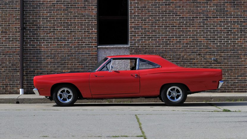 1969 Plymouth Road Runner Coupe 383 CI, Automatic presented as lot F118 at Schaumburg, IL 2013 - image2