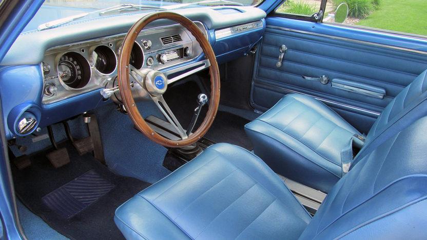 1965 Chevrolet Malibu SS Replica 350/350 HP, 4-Speed presented as lot F185 at Schaumburg, IL 2013 - image4