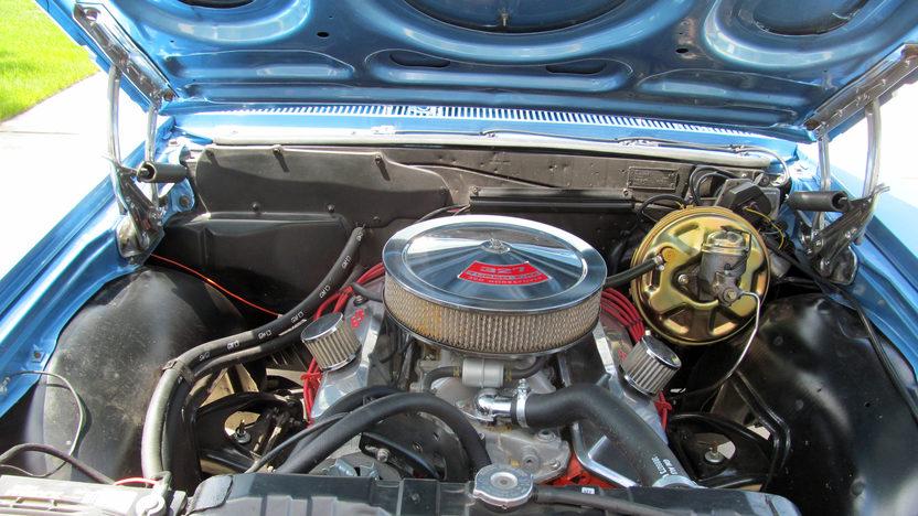 1965 Chevrolet Malibu SS Replica 350/350 HP, 4-Speed presented as lot F185 at Schaumburg, IL 2013 - image6