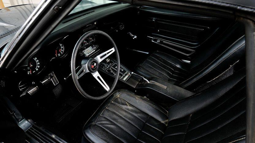1970 Chevrolet Corvette Convertible Bloomington Gold Survivor presented as lot F233 at Schaumburg, IL 2013 - image4