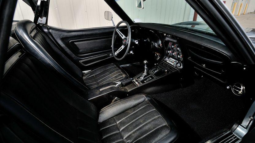 1970 Chevrolet Corvette Convertible Bloomington Gold Survivor presented as lot F233 at Schaumburg, IL 2013 - image5