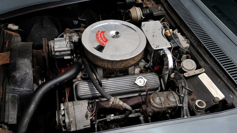 1970 Chevrolet Corvette Convertible Bloomington Gold Survivor presented as lot F233 at Schaumburg, IL 2013 - image6