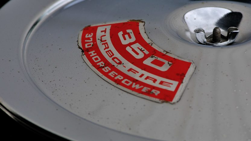 1970 Chevrolet Corvette Convertible Bloomington Gold Survivor presented as lot F233 at Schaumburg, IL 2013 - image8