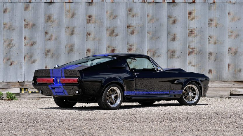 1967  Shelby GT500SE 427/816 HP, 5-Speed presented as lot S120 at Schaumburg, IL 2013 - image3