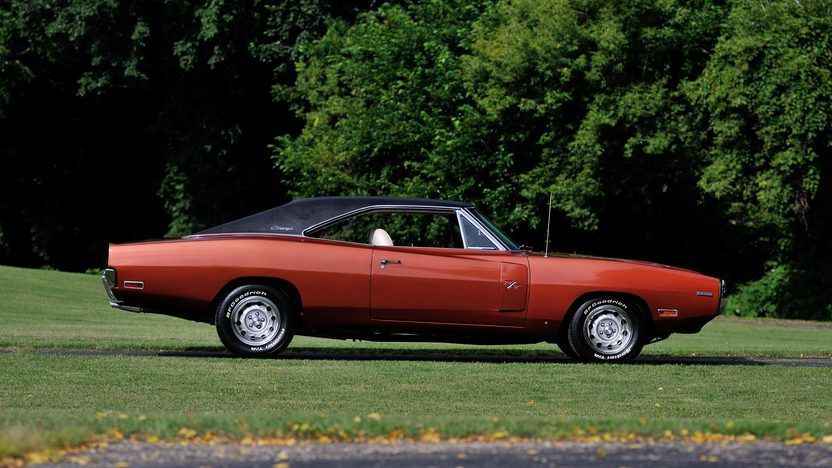 1970 Dodge Hemi Charger R/T 426 CI, 4-Speed presented as lot S127 at Schaumburg, IL 2013 - image2