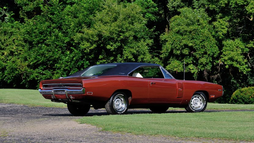 1970 Dodge Hemi Charger R/T 426 CI, 4-Speed presented as lot S127 at Schaumburg, IL 2013 - image3