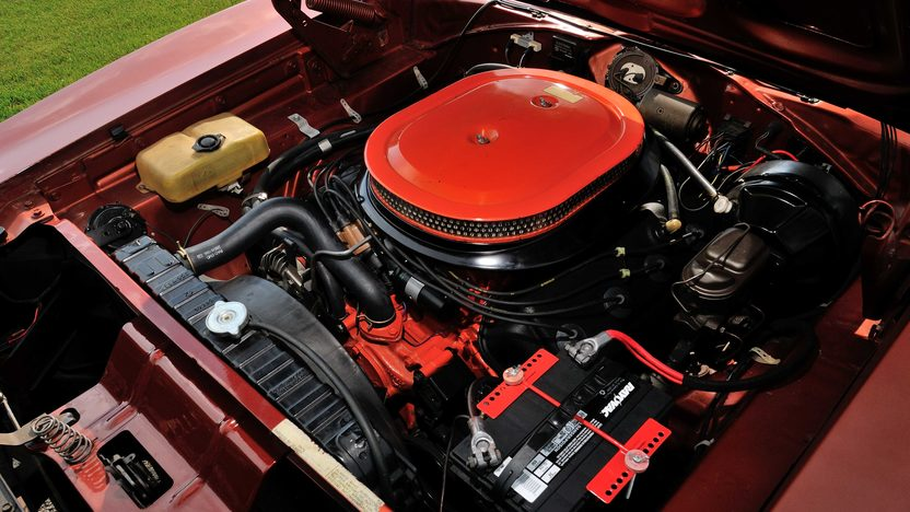1970 Dodge Hemi Charger R/T 426 CI, 4-Speed presented as lot S127 at Schaumburg, IL 2013 - image7