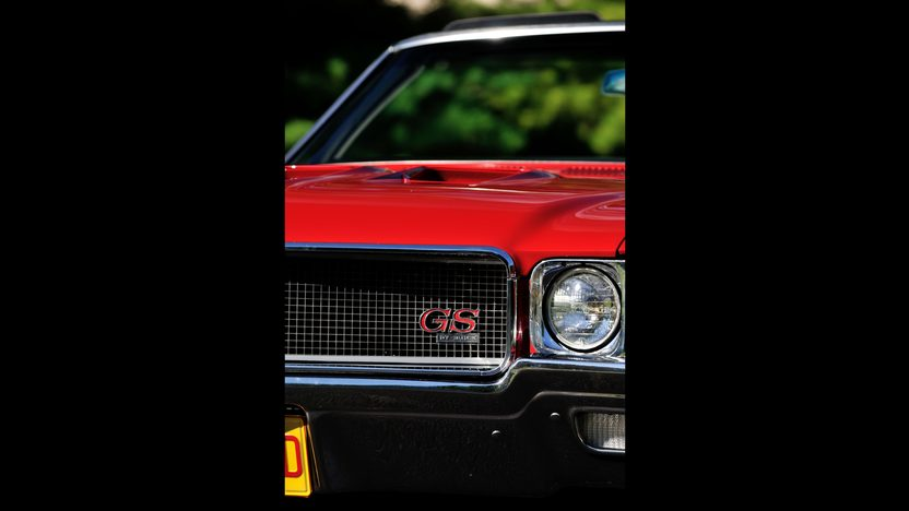 1970 Buick GS Stage 1 Convertible presented as lot S129 at Schaumburg, IL 2013 - image11