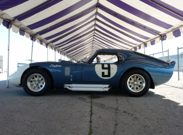 1965 Shelby Daytona Coupe Replica 302 CI, 4-Speed presented as lot S198 at Schaumburg, IL 2013 - image11