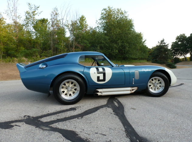 1965 Shelby Daytona Coupe Replica 302 CI, 4-Speed presented as lot S198 at Schaumburg, IL 2013 - image2