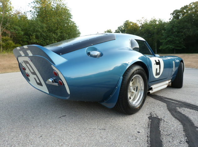 1965 Shelby Daytona Coupe Replica 302 CI, 4-Speed presented as lot S198 at Schaumburg, IL 2013 - image3