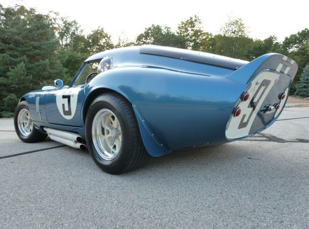 1965 Shelby Daytona Coupe Replica 302 CI, 4-Speed presented as lot S198 at Schaumburg, IL 2013 - image4