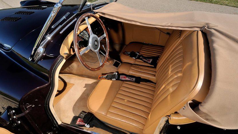 1953 Jaguar XK120SE Roadster presented as lot S113.1 at Schaumburg, IL 2013 - image4