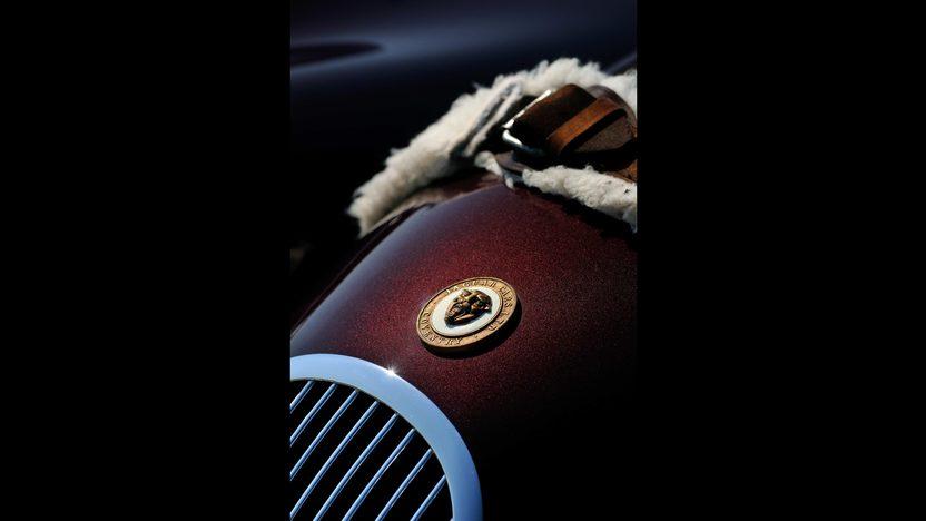 1953 Jaguar XK120SE Roadster presented as lot S113.1 at Schaumburg, IL 2013 - image9