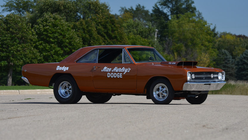 1968 Dodge Hemi Dart Lightweight Sold New at Grand Spaulding Dodge presented as lot S116.1 at Schaumburg, IL 2013 - image12