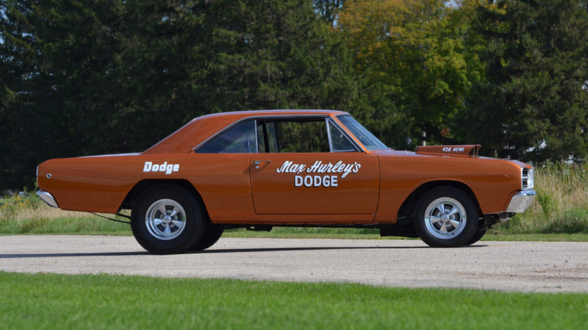1968 Dodge Hemi Dart Lightweight Sold New at Grand Spaulding Dodge presented as lot S116.1 at Schaumburg, IL 2013 - image2