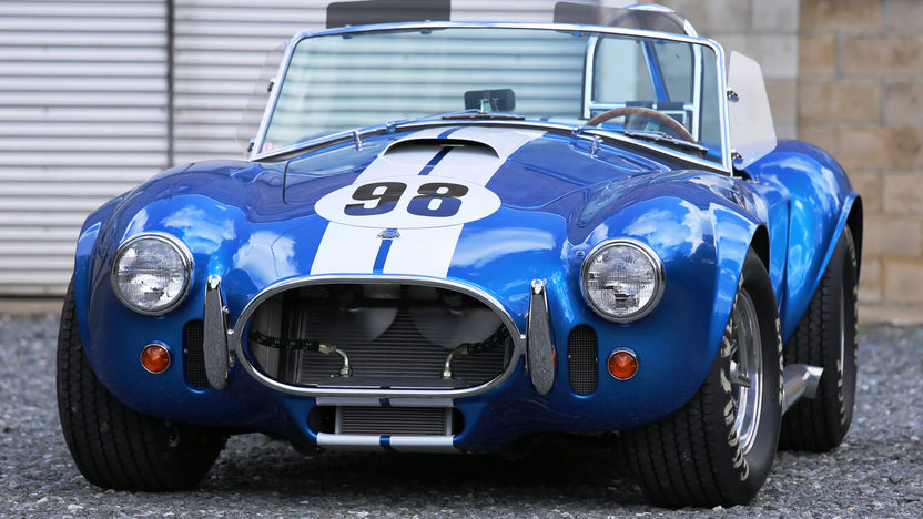 1965 Shelby Cobra CSX4337, #28 of 40 Anniversary Cars presented as lot S205.1 at Schaumburg, IL 2013 - image10