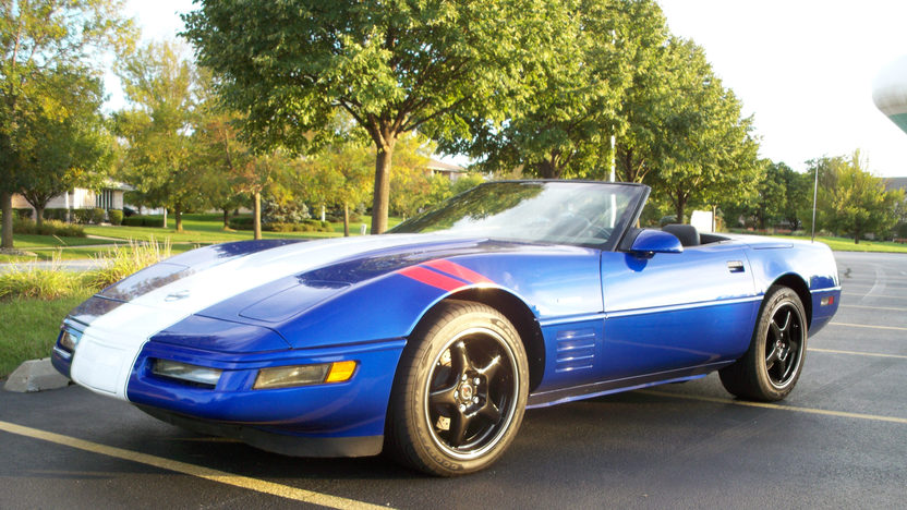 1994 Chevrolet Corvette Convertible LT1, Automatic ...