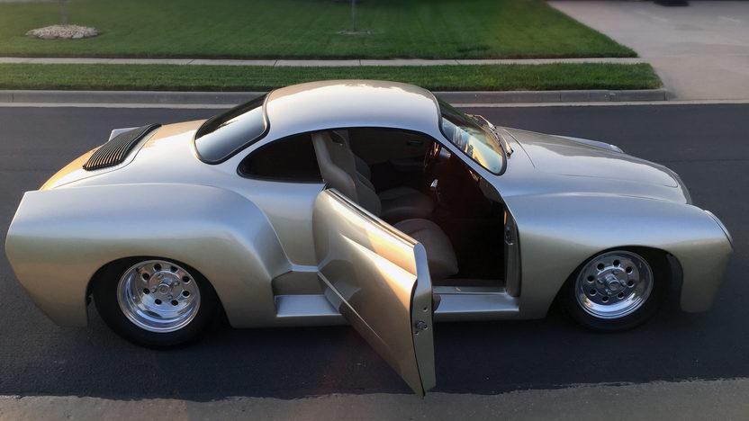 1974 Volkswagen Karmann Ghia Coupe Custom Build Mecum