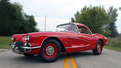 1961 Chevrolet Corvette Big Brake Fuelie