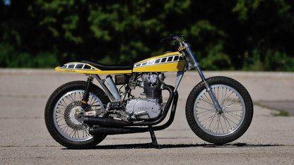 1976 Yamaha OW 72