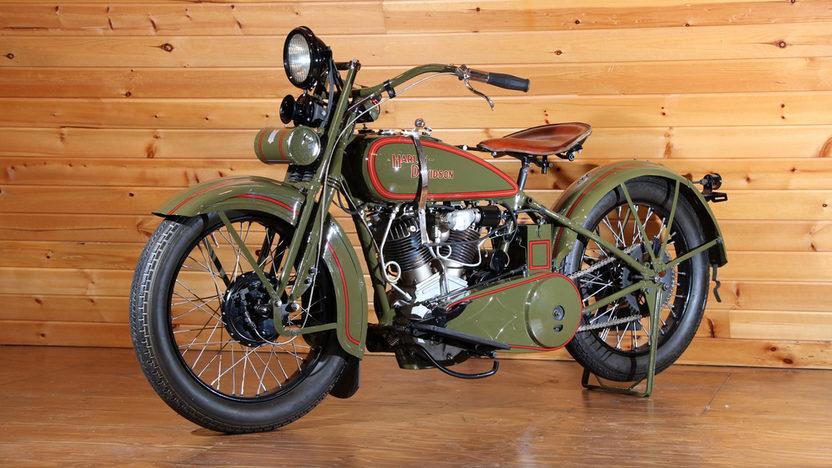 1928 Harley-Davidson JDH