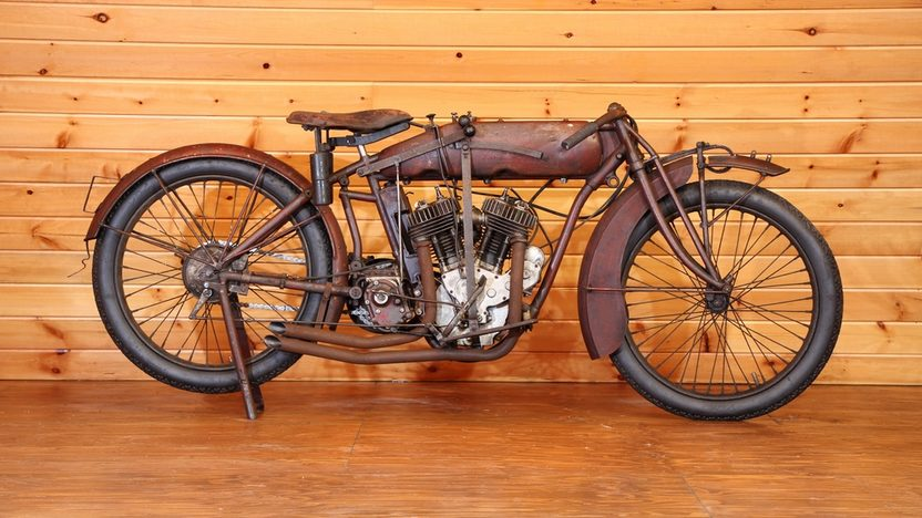1921 Indian Daytona Power Plus From The Gary Hite Estate Collection presented as lot T213 at Monterey, CA 2014 - image2